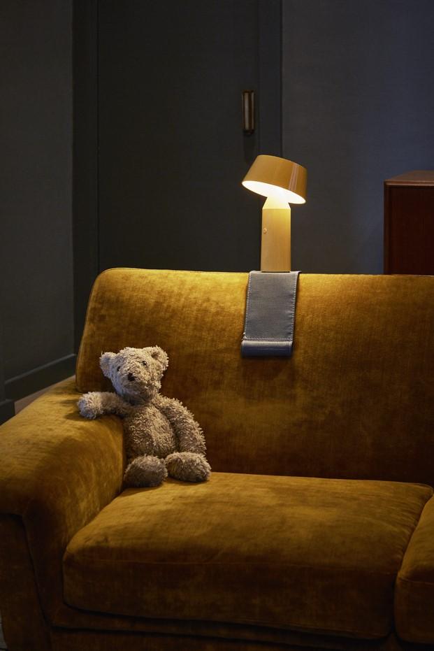 bicoca lampara marset accesorio sofa concurso diariodesign
