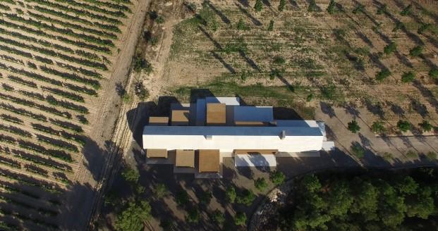casa de madera de ramon esteve en els alforins diariodesign
