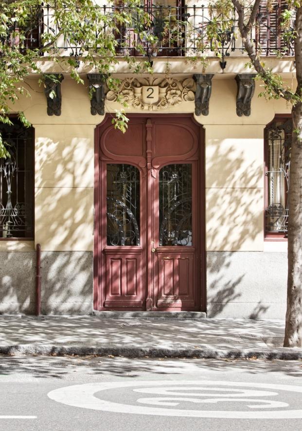 casa decor 2018 fernando de rojas 2 diariodesign entrada
