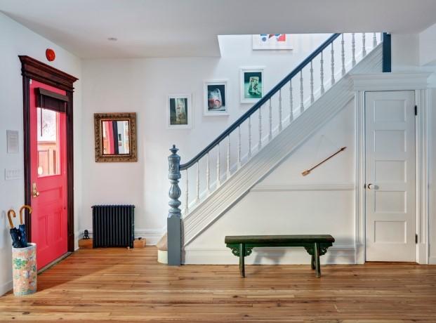 Casa para unos artistas y sus gatos en Brooklyn diariodesign