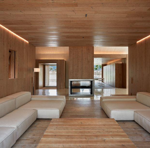 casa de madera de ramon esteve en los destacados de la semana de diariodesign