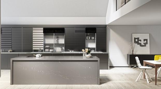 compac unique argento cocina diariodesign