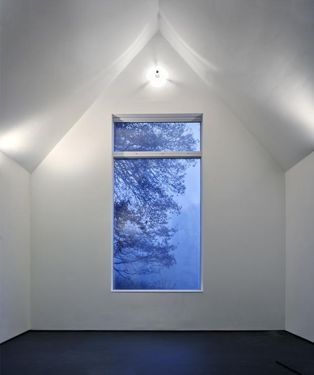 ventanas croft lodge studio ruina habitada Kate darby david connor diariodesign