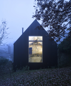 croft lodge studio ruina habitada Kate Darby David Connor diariodesign
