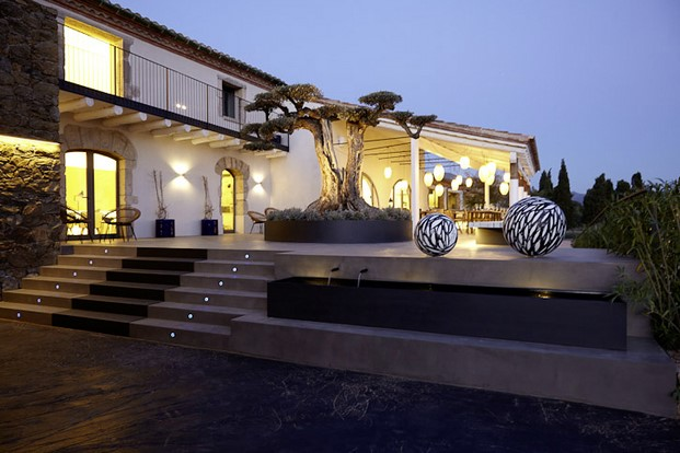 exterior hotel mas lazuli mediterraneo jung diariodesign