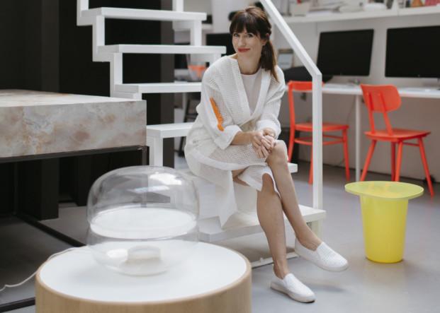 La diseñadora checa Lucie Koldova creará en imm Cologne diariodesign