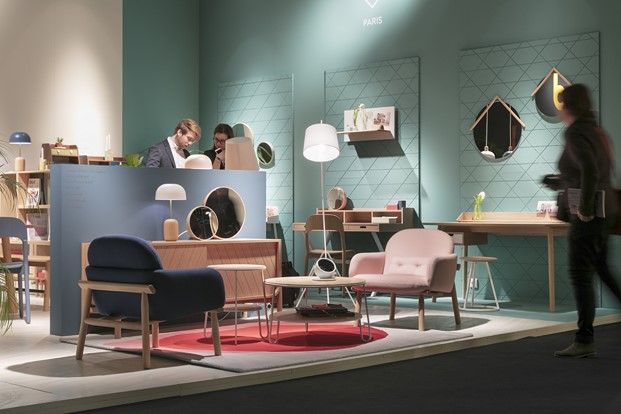 Stand de Harto en Pure Editions 2107 imm cologne salon internacional