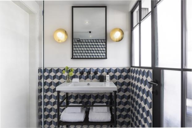 kimpton de witt amsterdam michaelis boyd diariodesign dormitorio baño habitacion