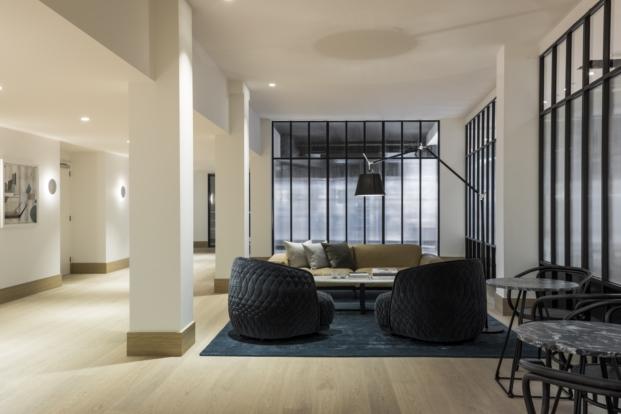 kimpton de witt hotel en amsterdam de michaelis boyd diariodesign salones