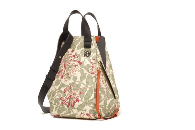 bolso coleccion loewe william morris diariodesign