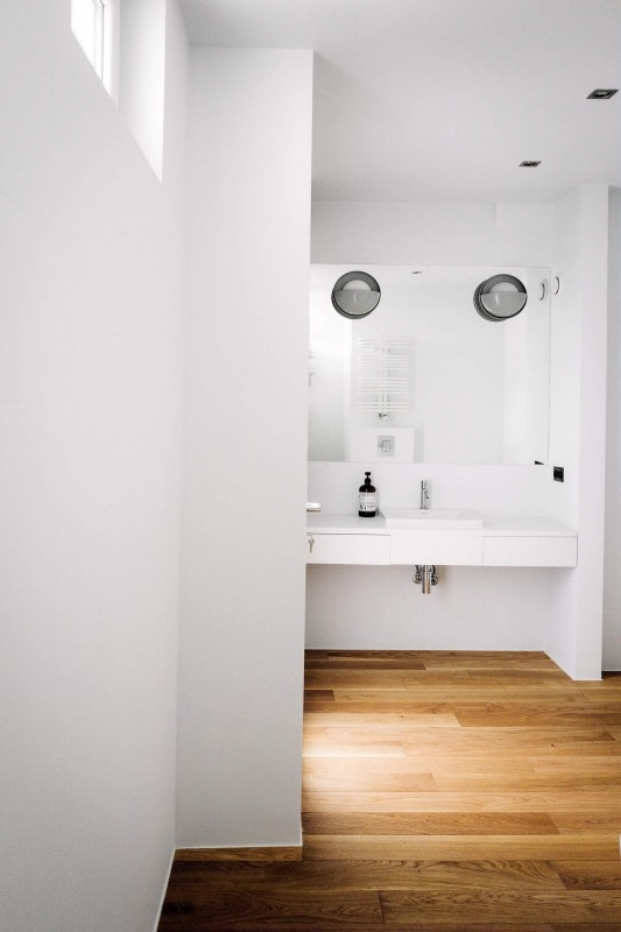 loft kolasinski apartment on an avenue diariodesign lavabo