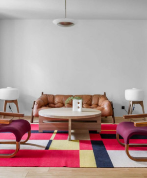 estilo vintage casa del estudio loft kolasinski karolina bąk apartment diariodesign