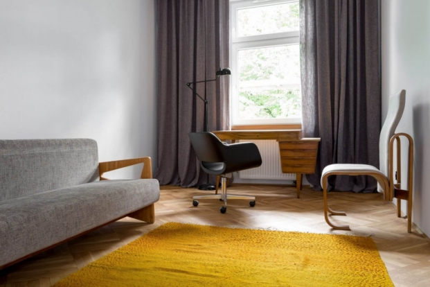 loft kolasinski karolina bąk apartment on an avenue diariodesign sofa