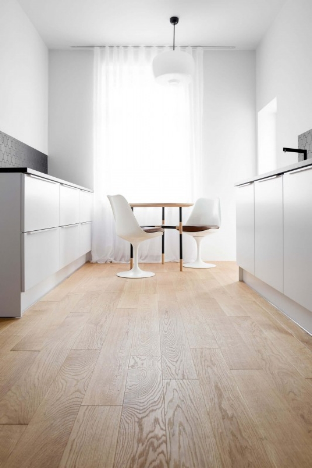 casa estilo vintage proyecto de loft kolasinski diariodesign cocina