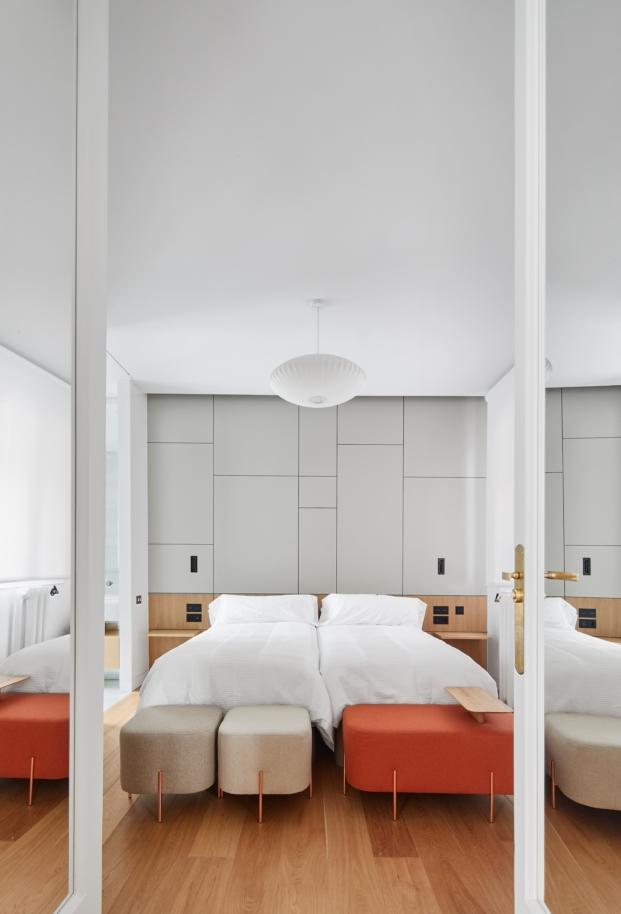 vivienda reforma en madrid diariodesign dormitorio