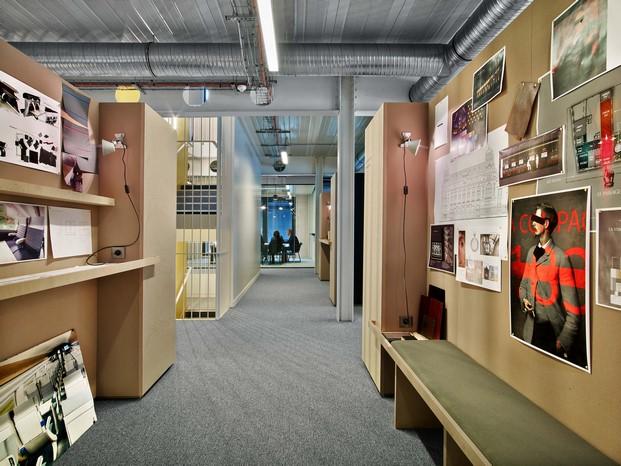 la manufacture design oficina diferente en paris diariodesign