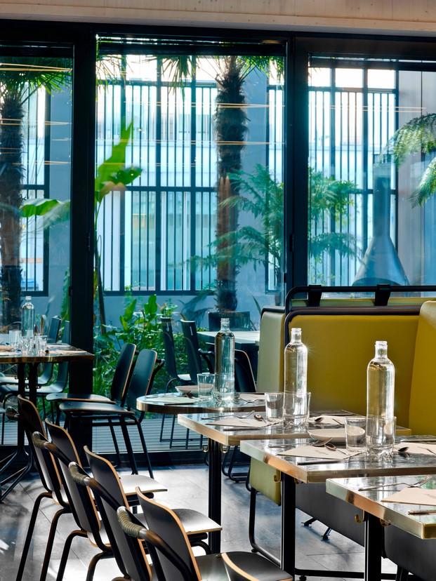 la manufacture design oficina diferente en paris restaurante diariodesign