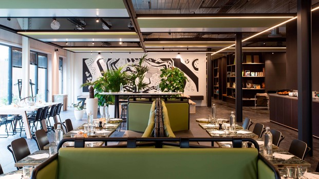 la manufacture design oficina diferente en paris bar diariodesign