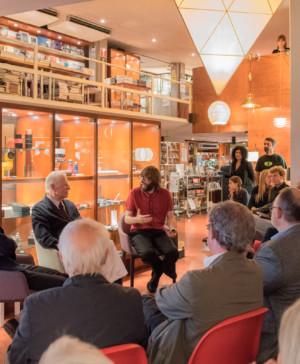 objecte de desig charlas sobre diseño andre ricard mario ruiz oscar dalmau en la capell entrevista slowkind diariodesign