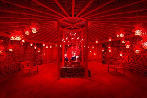 instalacion paula navone invitada honor stockholm furniture fair