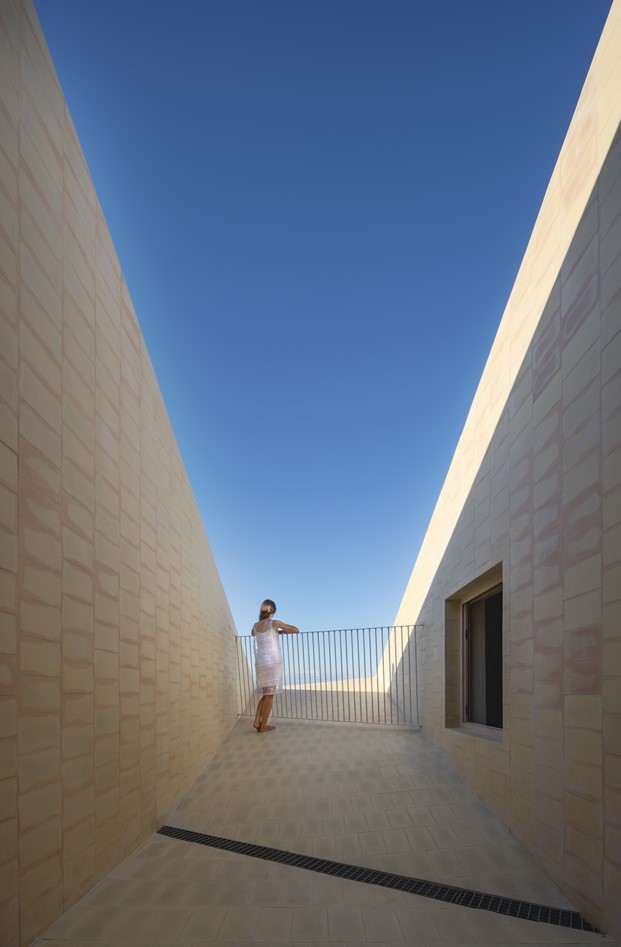 segunda mencion arquitectura Hotel Santacreu en premios ascer 2017