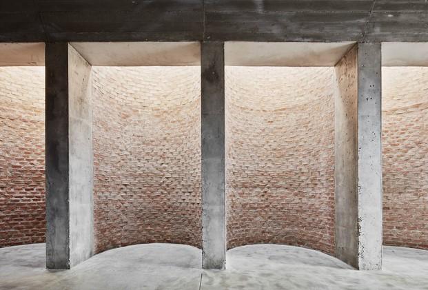 bodega en montras primer premio arquitectura de premios ascer 2017 diariodesign