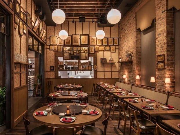 restaurant and bar design awards Duck Duck Goat mejores bares y restaurantes del mundo diariodesign