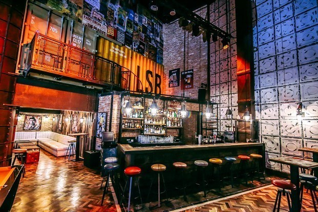 restaurant and bar design awards Lock Stock & Barrel mejores bares y restaurantes del mundo diariodesign
