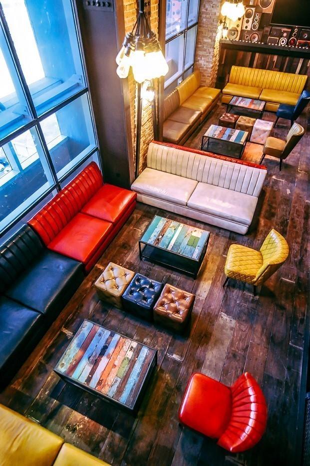 restaurant and bar design awards Lock Stock & Barrel mejores bares y restaurantes del mundo diariodesign