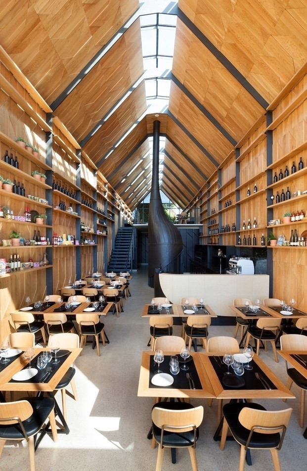 restaurant and bar design awards Piccolino mejores bares y restaurantes del mundo diariodesign