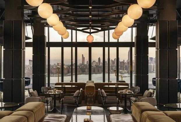restaurant and bar design awards Westlight mejores bares y restaurantes del mundo diariodesign