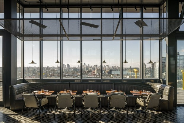 restaurant and bar design awards Westlight mejores bares y restaurantes del mundo diariodesign