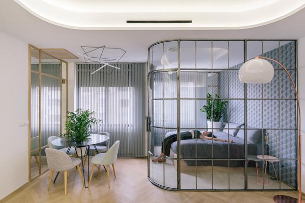 espacios en Madrid Fast&Furious apartamentos A11