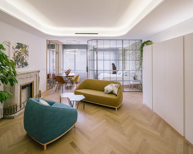 apartamentos en madrid diariodesign