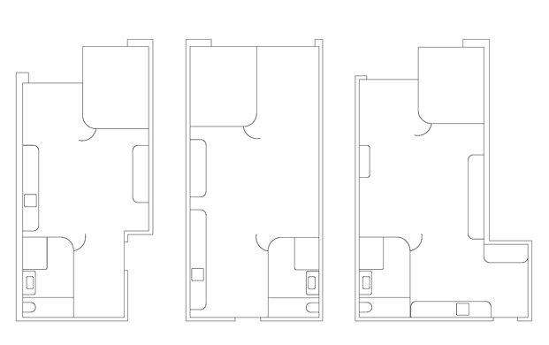 apartamentos en madrid A11 Fast Furious planos diariodesign