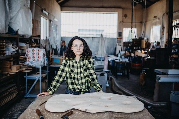 ana bera en greenhouse 2018 stockholm furniture fair diariodesign
