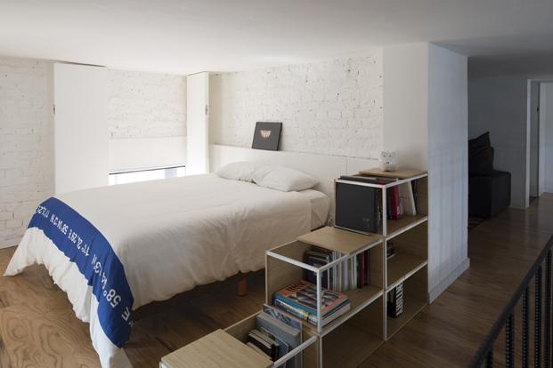 edificio en Corboba mexico de Cadaval Sola Morales dormitorio diariodesign