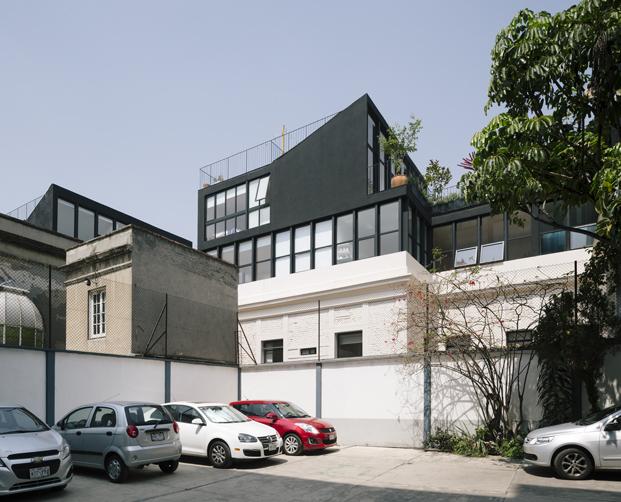 rehabitacion edificio en mexico diariodesign