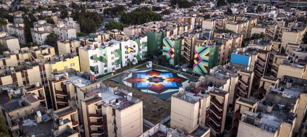 Nierika Boa Mistura en guadalajara vista aerea diariodesign