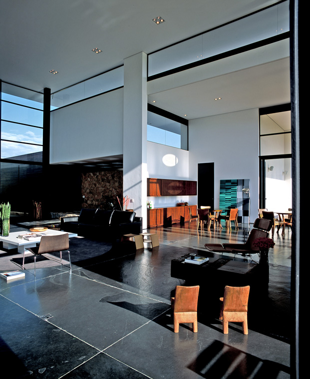 Residencia Baroneza en brasil de Simone Mantovani diariodesign