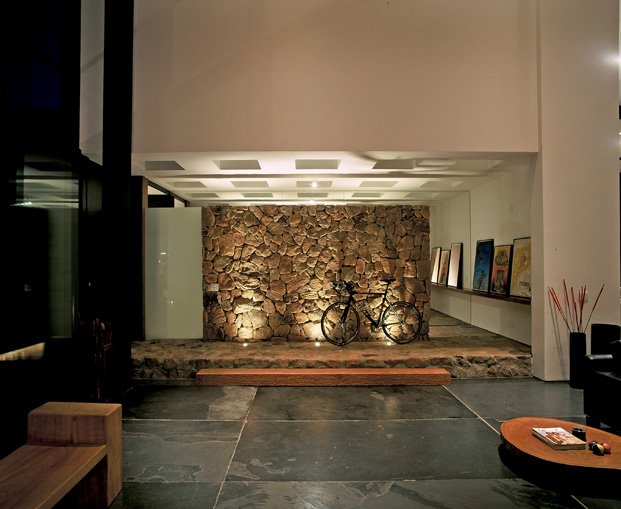 Residencia Baroneza vivienda en brasil de Simone Mantovani diariodesign