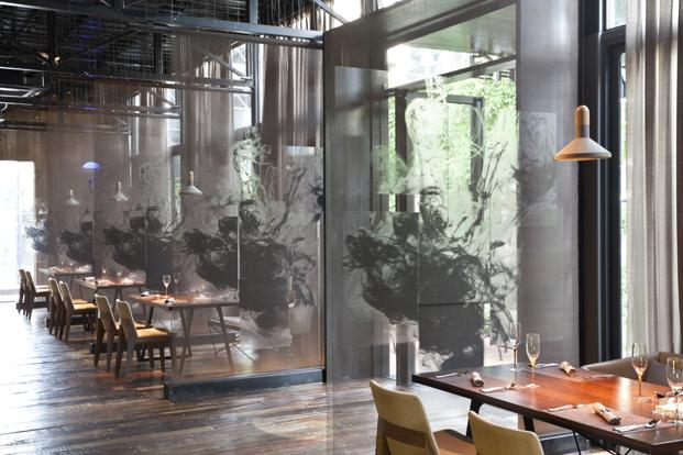 Yaoyue Restaurant de Xiamen Fancy Design Decorationdiariodesign