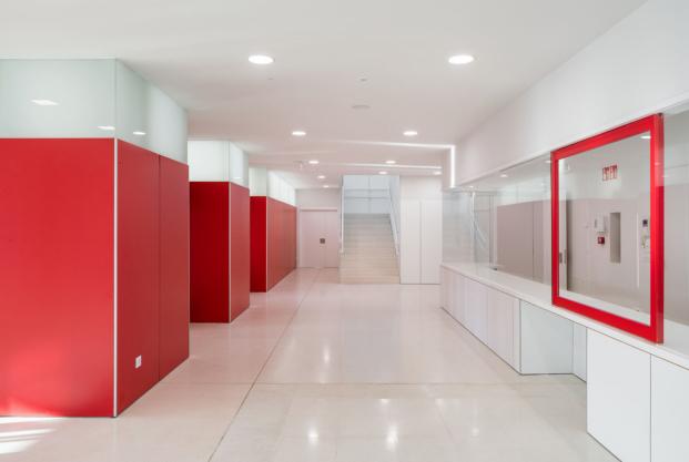 ablm arquitectos colegio villares de la reina salamanca diariodesign interior