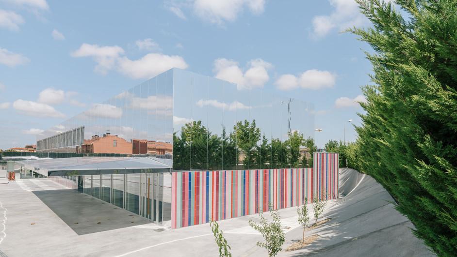 ablm arquitectura de colegios villares de la reina salamanca diariodesign