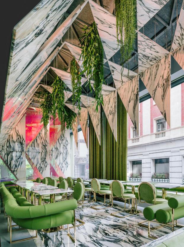 andres jaque restaurante romola imagen subliminal diariodesign espacio