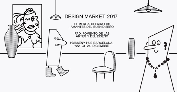 design market 2017 mercadillo fad barcelona diariodesign