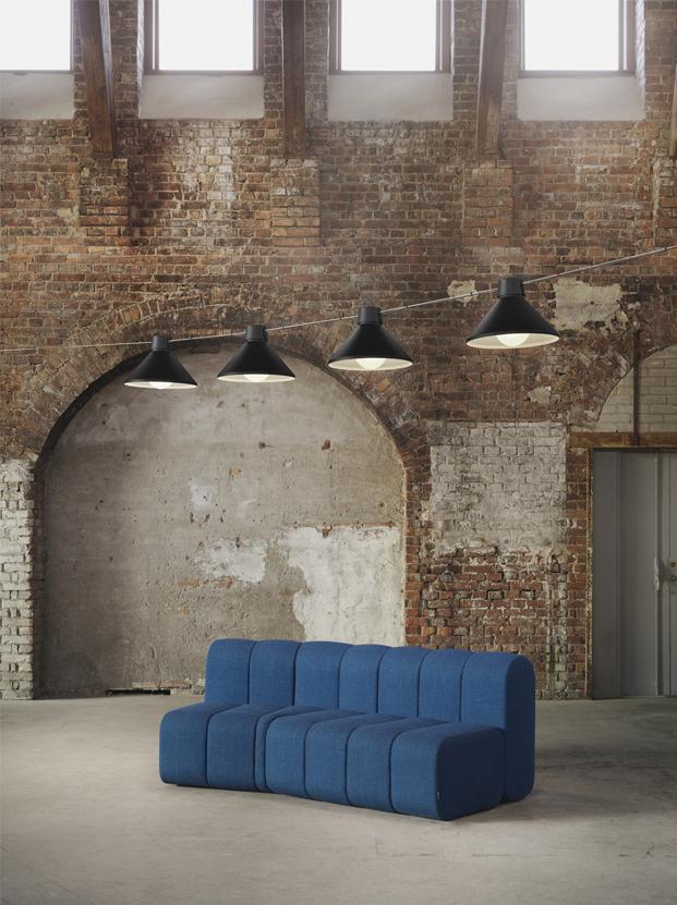 bob sofa modular de bla station en azul diariodesign