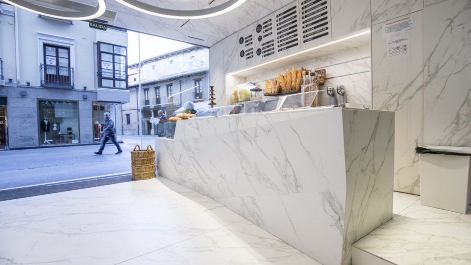 Ganadores de los concursos de dise o neolith for Disenos para cafeterias