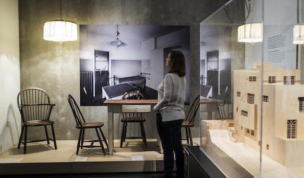 espacios privados adolf loos caixaforum madrid diariodesign