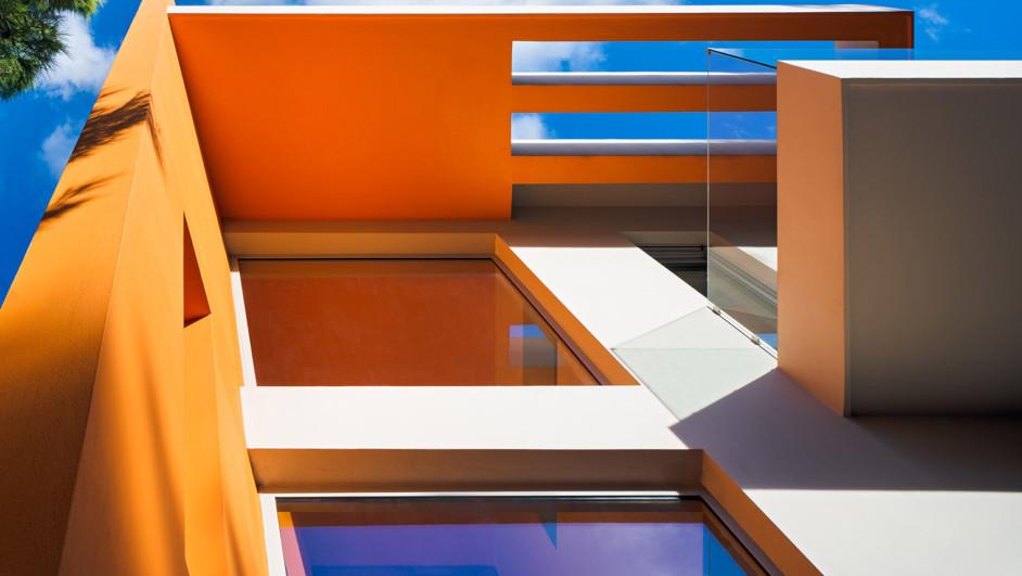 casa de colores en stamata diariodesign